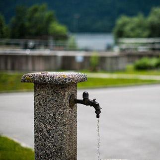 Oskrba s pitno vodo